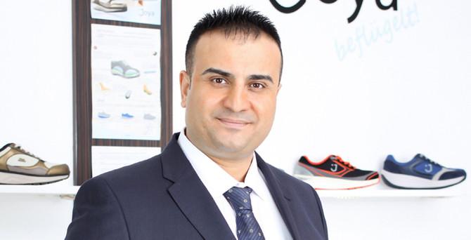 Bozkır Grup, Türkiye'ye dünyanın en yumuşak ayakkabısını getirdi