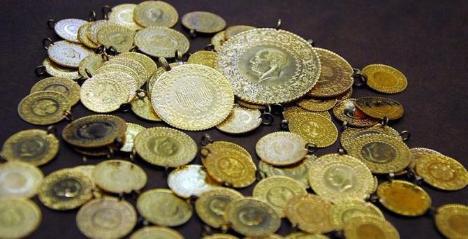 Altının gramı 108 liranın üzerinde dengelendi