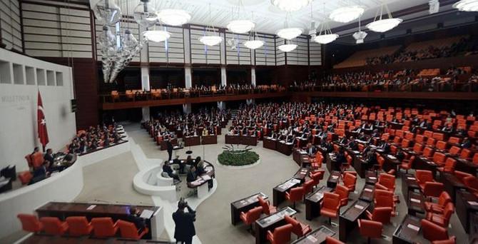 Yeni tasarı Meclis'e sunuldu
