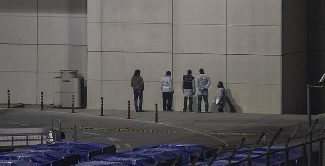 Havalimanındaki patlamanın nedeni açıklandı