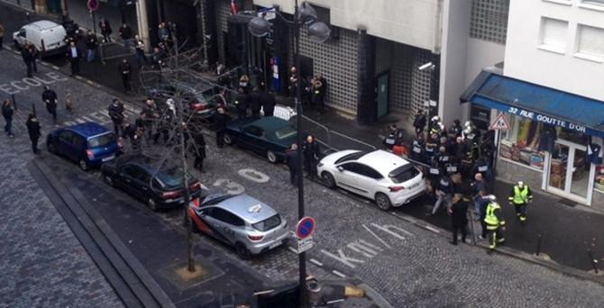 Paris saldırganının kimliği tespit edildi