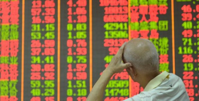 Dalgalanan Çin borsaları dengelendi