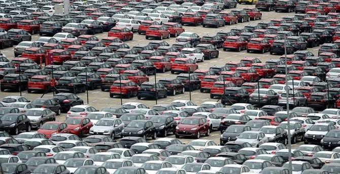 Otomobil pazarı yüzde 26 büyüdü