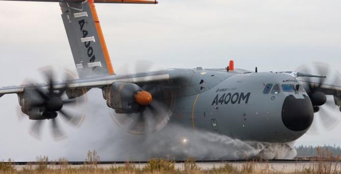 Airbus A400M'lerin teslimatında gecikme