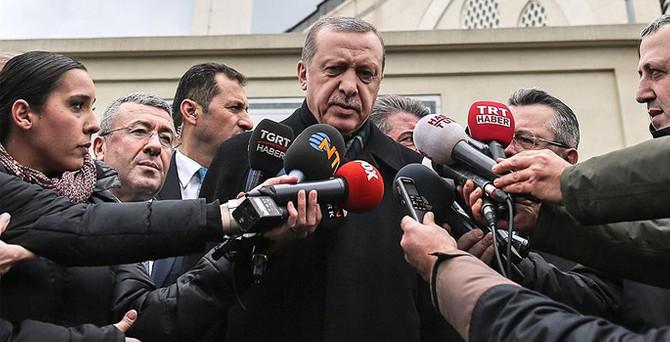 Erdoğan'dan önemli 'Başika' açıklaması