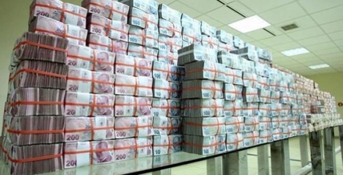 Hazine'de 17 milyar lira açık