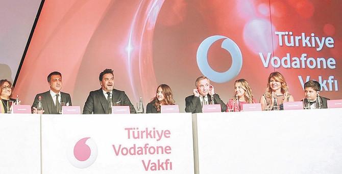 Vodafone'dan 'sosyal' patlama!