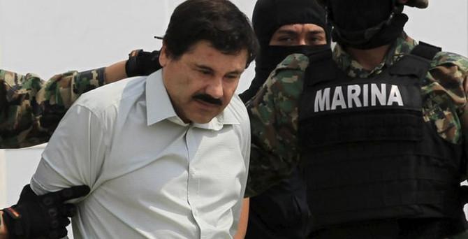 Uyuşturucu baronu 'El Chapo' yakalandı