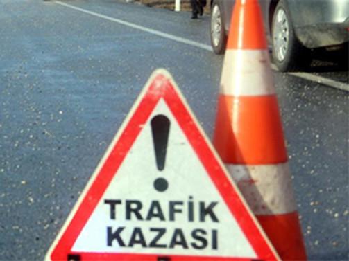 Şanlıurfa'da trafik kazası: 3 ölü, 5 yaralı