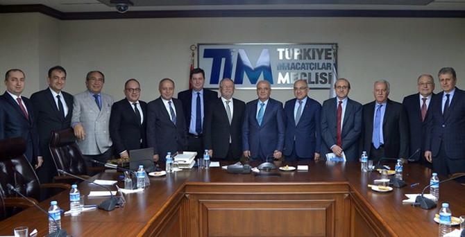 Ekonomi Bakanı Elitaş'tan çelik sektörüne destek sözü