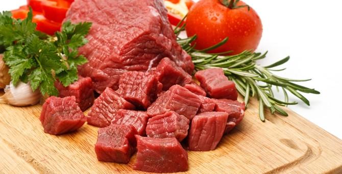 Kuzu eti 60 lirayı gördü