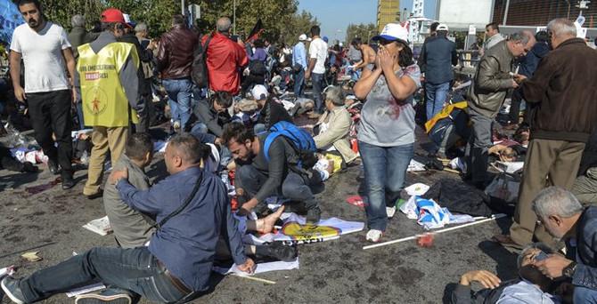 Ankara patlamasında ikinci canlı bomba belli oldu