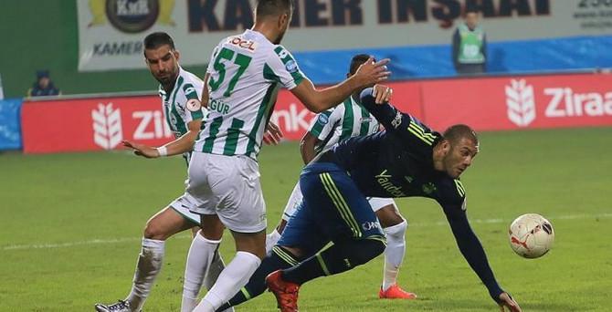 Fenerbahçe Giresun'u iki farkla geçti