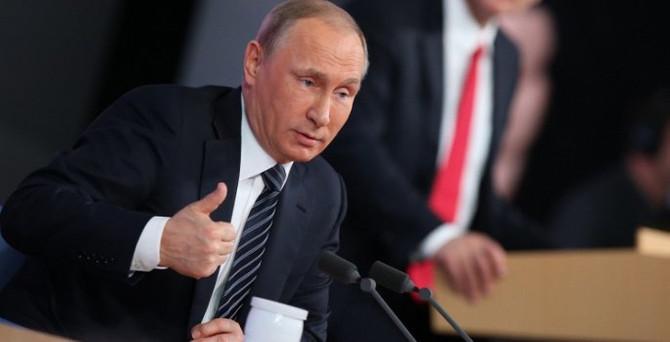 Putin: Ambargolar 'aptalca ve zararlı'