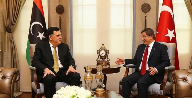 'Libya'nın birliğini sağlayacak her adımı destekleyeceğiz'