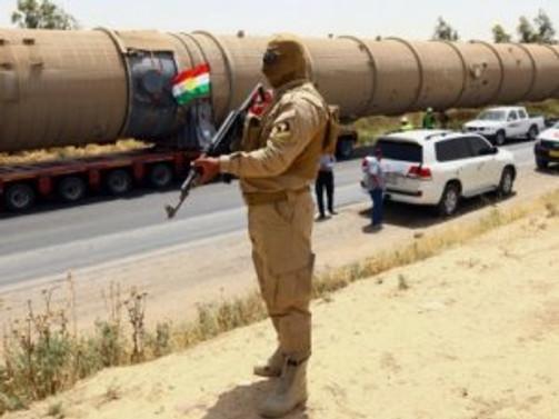 IKBY'den 18 milyon varil petrol ihracatı