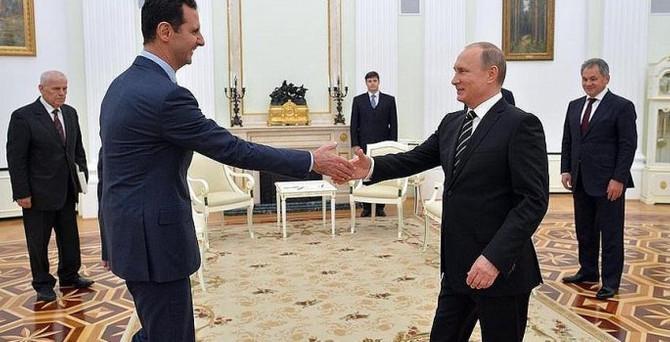 Rusya'dan Esad'a sığınma hakkı için yeşil ışık