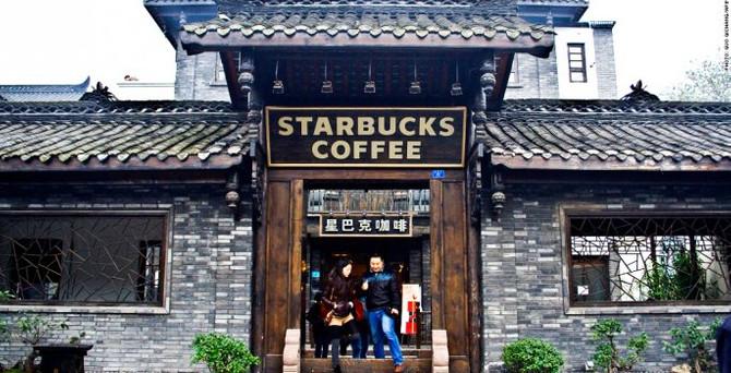 Starbucks Çin'de 500 yeni mağaza açacak