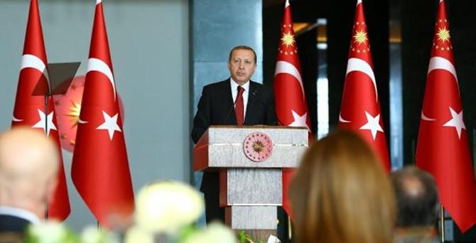 Erdoğan: Terör olayını esefle kınıyorum