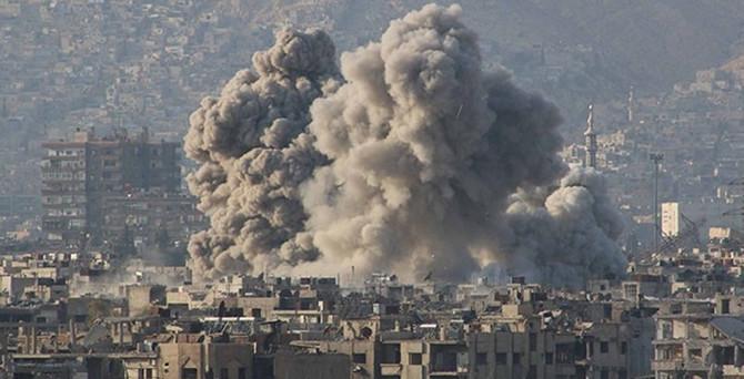 AB'den Rusya'ya sivil hedefleri vurmama çağrısı
