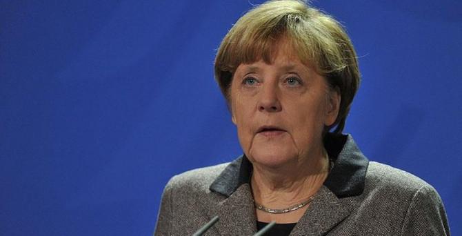 Merkel: 8 Alman vatandaşı öldü