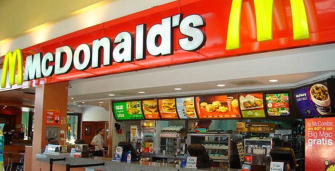 McDonald's'ı AB'ye şikayet ettiler
