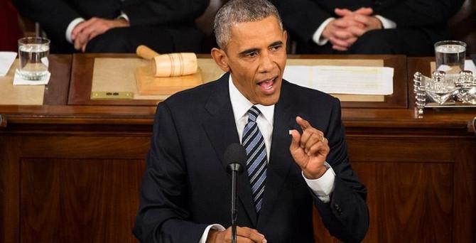 Obama son 'Birlik' konuşmasını yaptı