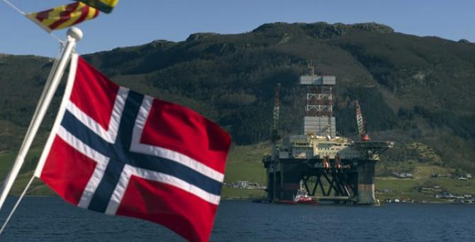 Norveç ekonomisine fon kalkanı