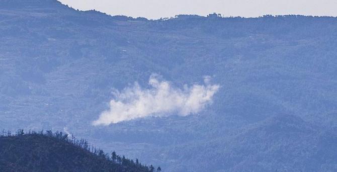 Türkmendağı'ndaki bazı köylerde kontrol muhaliflerde