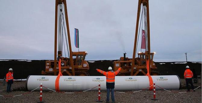 TANAP'ın yeni hattını Limak yapacak