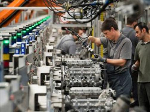 Avrupa'da sanayi verisi sürpriz yaptı