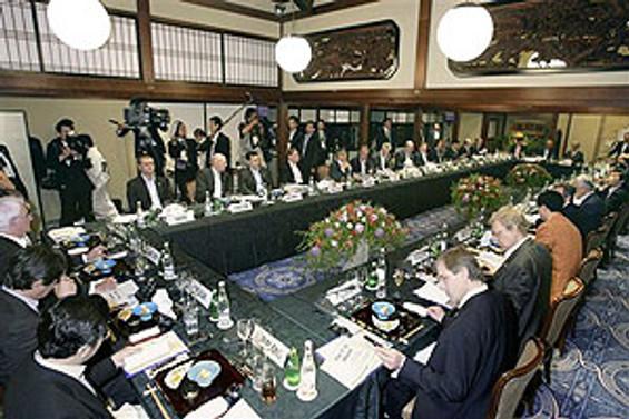 G8 Dışişleri Bakanları, liderler zirvesi öncesi bir araya gelecek