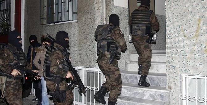 Batman'da IŞİD operasyonu: 2 gözaltı