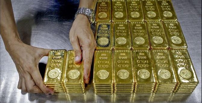 Altının gramı 106 liranın üzerinde seyrediyor