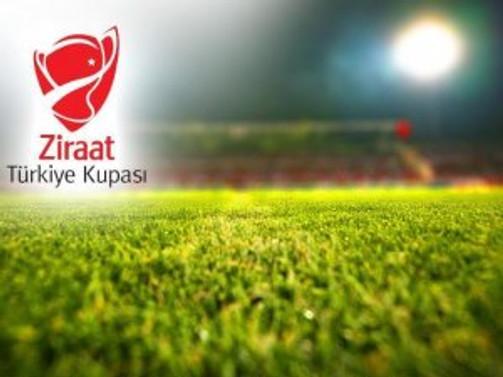 Türkiye Kupası 5. hafta maçları belli oldu