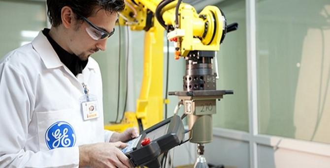 """GE """"akıllı fabrikalarla"""" verimini yüzde 15 artırıyor"""