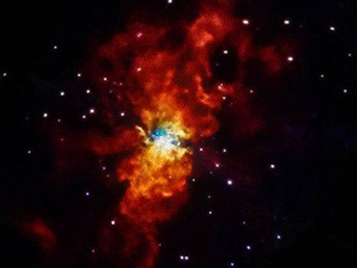En büyük süpernova infilak etti