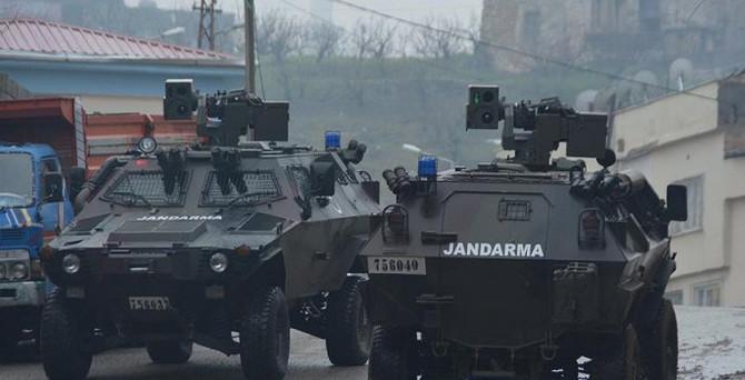 Siirt'te 1 polis memuru şehit oldu