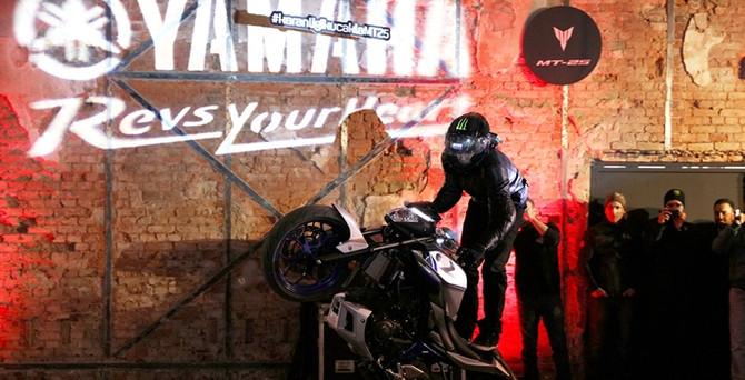 Yamaha, MT ailesinin yeni üyesini tanıttı