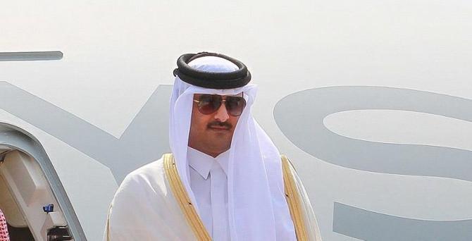 Katar Emiri,Putin ile görüşecek