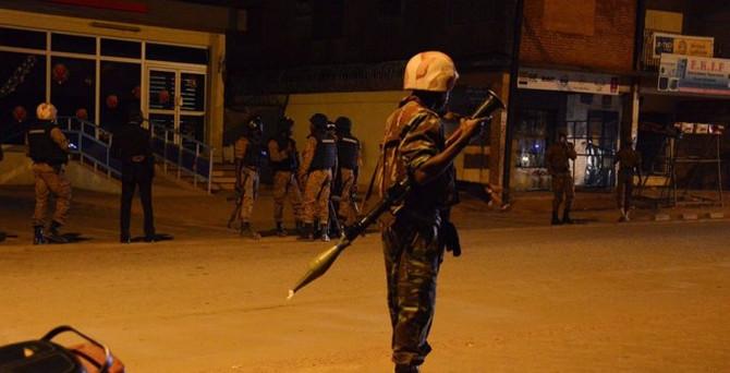 Burkina Faso'da otele saldırı