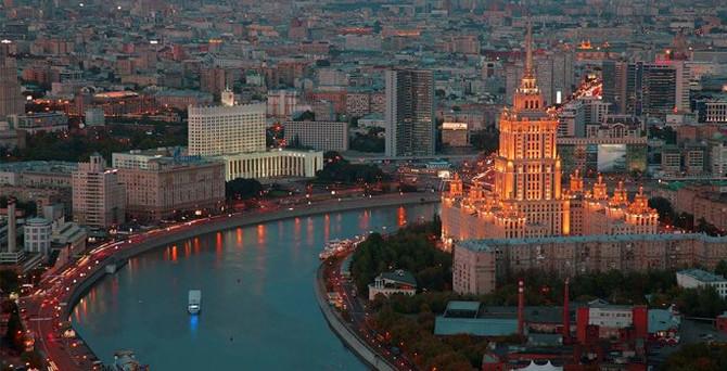 Rusya 2015'te yüzde 3,9 daraldı
