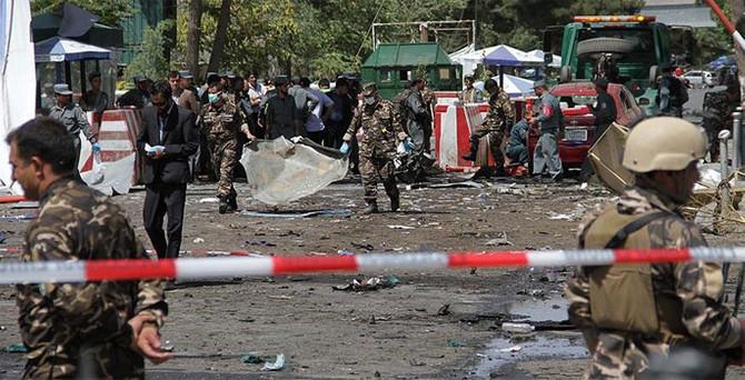 Yabancıların kaldığı otele saldırı: 5 ölü