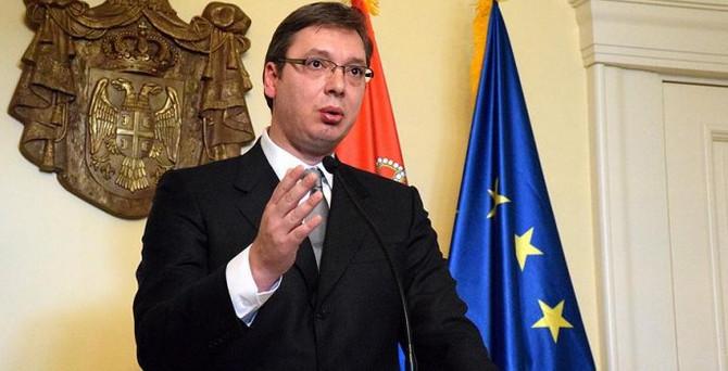 Sırbistan'da 'erken seçim' kararı