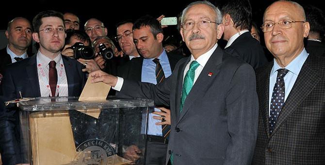 CHP'de Parti Meclisi belli oldu