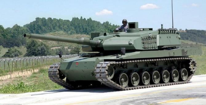 Otokar milli tank için teklifini sundu