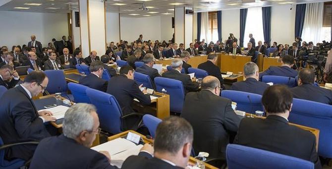 Bütçe Tasarısı komisyona sevk edildi