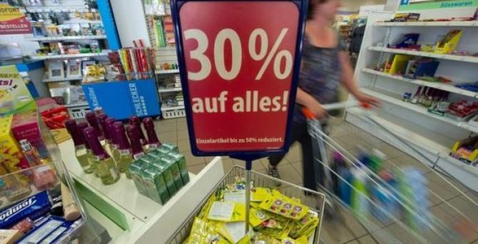 Almanya'da TÜFE yüzde 0.2 arttı