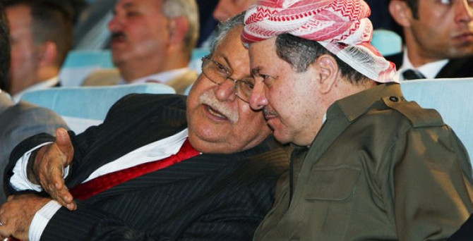 Barzani-Talabani ittifakı sona erdi