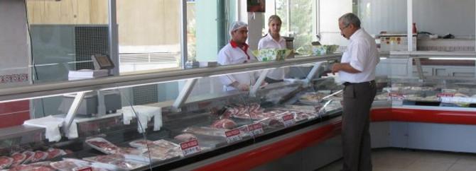 İndirimli et satışı başladı